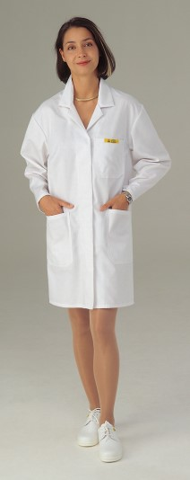 esd smock by nsp